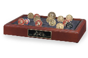 coin display stand,COIN DISPLAY STANDS - 11 Row
