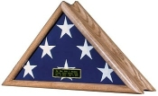 Veteran Flag Case Features
