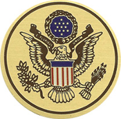 GREAT SEAL Color Medallion