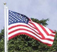 Extra Large Outdoor U.S. American Nylon Flags