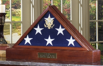 Memorial Flag Case , Memorial Flag Display Case