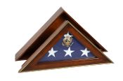 Five Star General Flag Case