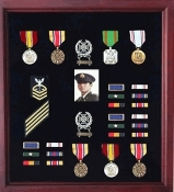 Extra Large Medal Display Case