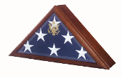 Veterans urn, Military Urn, Eternity Flag Case Urn