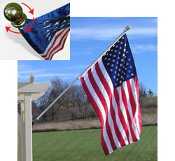 Heavy Duty Flag pole