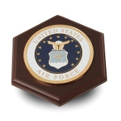 U.S. Air Force Medallion Paperweight