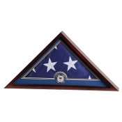 USCG Frame, USCG Flag Display Case, Coast Guard Gifts