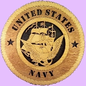 United States Navy Wall Tributes