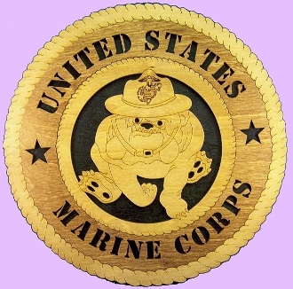 United States Marine Corps Wall Tributes