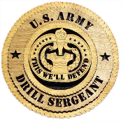 Army Drill Sergeant Gifts