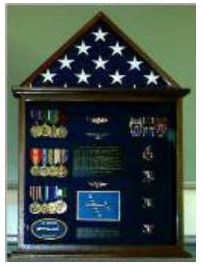 Flag and Medal Display cases, Flag and Badge display cases Flag and Medal Display case, Large flag and medal display cases