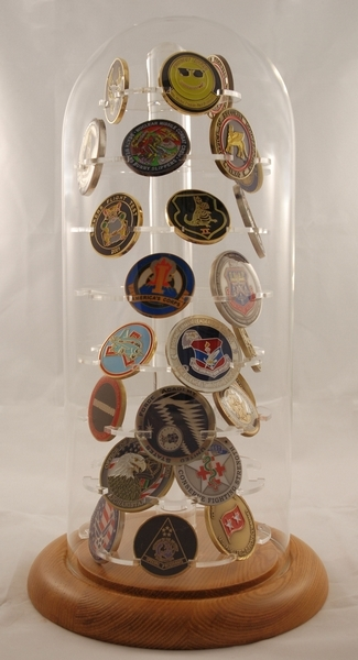 Large Challenge coins cases, Challenge coins holders